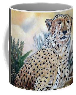 I Am Cheetah 2 Coffee Mug