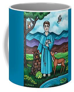 I Am Francis Coffee Mug