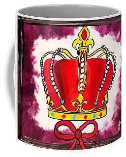 I Am King  Coffee Mug