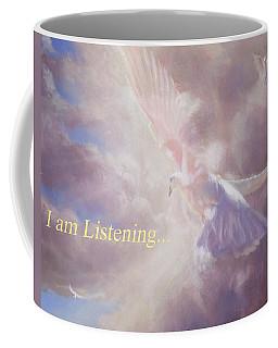 I Am Listening Coffee Mug