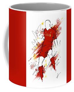 I Am Red #2 Coffee Mug
