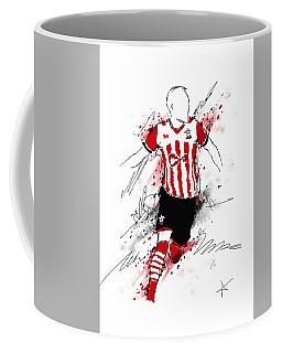 I Am Red And White Stripes Coffee Mug