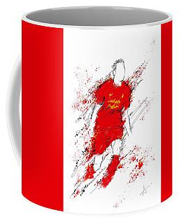 I Am Red Coffee Mug