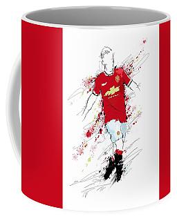 I Am Red, White And Black Coffee Mug