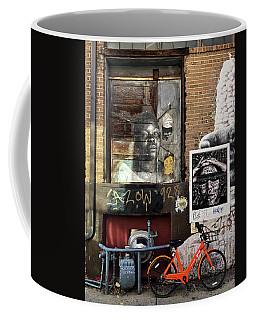 I Am The Change Coffee Mug