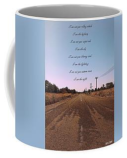 I Am The Highway Coffee Mug