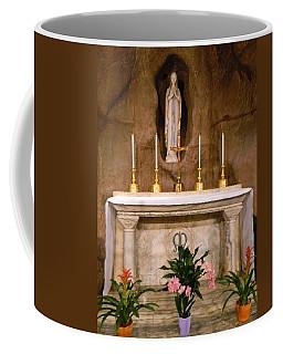 I Am The Immaculate Conception - Tiny Chapel On Crypt Level Coffee Mug
