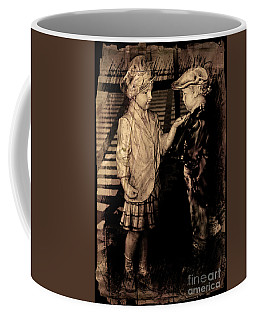 Coffee Mug featuring the photograph I Approve by Al Bourassa