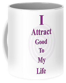 I Attract Coffee Mug
