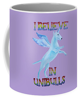 I Believe In Unibulls Coffee Mug