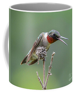 I Can Sing Too Coffee Mug