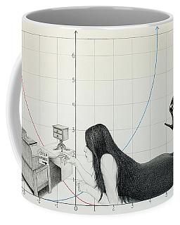 I Cannot Be Less Than Who I Am Coffee Mug