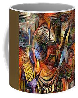 I Can't Get Started Coffee Mug