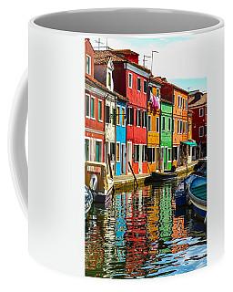 I Dream In Color Coffee Mug