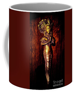Coffee Mug featuring the photograph I Dream Of Genie by Al Bourassa
