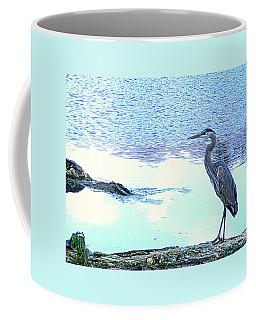 I Feel So Blue Coffee Mug by Nancy Kane Chapman