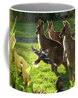 I Fly To You Coffee Mug