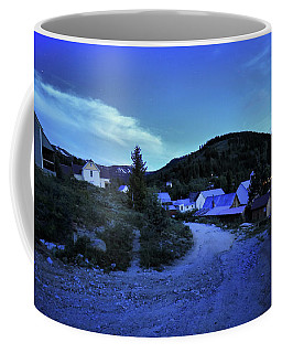 I Go Out Walking...after Midnight Coffee Mug
