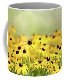 I Got Sunshine Coffee Mug by Beve Brown-Clark Photography