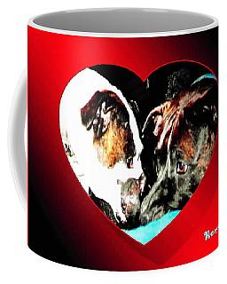 I Got You Babe Coffee Mug by Sadie Reneau