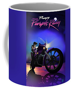 I Grew Up With Purplerain Coffee Mug