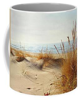 I Hear You Coming  Coffee Mug by Kathi Mirto