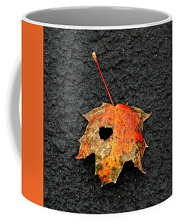 I Heart Fall Coffee Mug