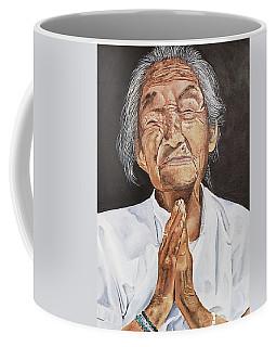 I Know You Hear Me Coffee Mug