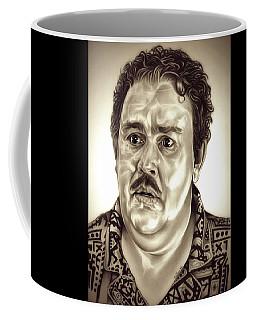 I Like Me Coffee Mug by Fred Larucci