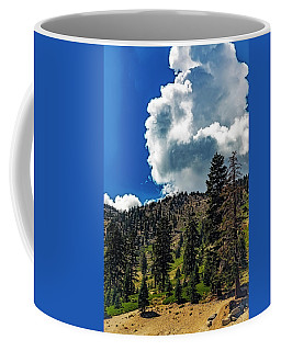 I Love Clouds Coffee Mug
