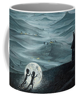 I Love Dreaming Into That Dying Light Coffee Mug
