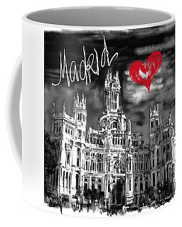 I Love Madrid  Coffee Mug