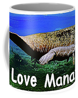 I Love Manatees Coffee Mug