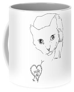 I Love Misty Coffee Mug