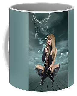 I Love Rock And Roll Coffee Mug