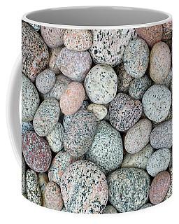 I Love Stones Coffee Mug by Kathi Mirto