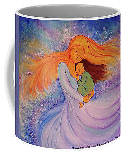 I Love You More Then The Milky Way Coffee Mug