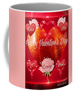 I Love You Valentine  Coffee Mug