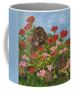 I Picked It Just For You Coffee Mug