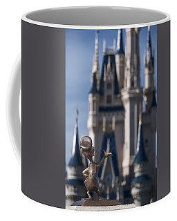 I Present You Cinderella's Castle Coffee Mug