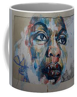 I Put A Spell On You - Nina Simone  Coffee Mug
