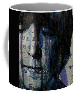 I Read The News Today Oh Boy  Coffee Mug