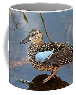 I Really Am A Green Winged Teal Coffee Mug