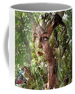 I See Myself In Nature Coffee Mug