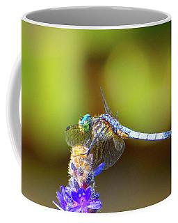 I See You, Dragonfly Coffee Mug