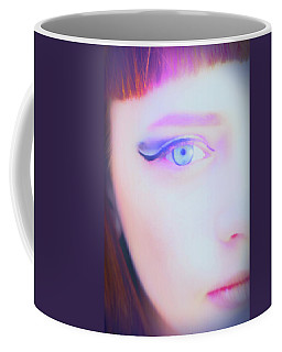 Coffee Mug featuring the photograph I See You by Ian Thompson