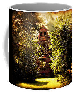 Coffee Mug featuring the photograph I See You by Julie Hamilton