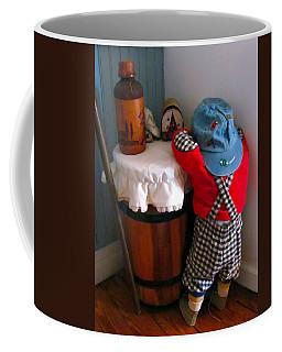 I Shouldn't Have Done It Coffee Mug