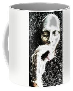 I Smoke Your Lies Coffee Mug by Sir Josef - Social Critic -  Maha Art