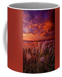 I Spoke To God Today Coffee Mug